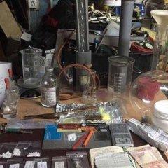 У Борисполі «накрили» амфетамінову лабораторію