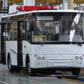 В Україні з'являться нові унікальні автобуси власного виробництва (фото)