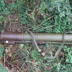 На Київщині знайдено великий схрон боєприпасів (фото)