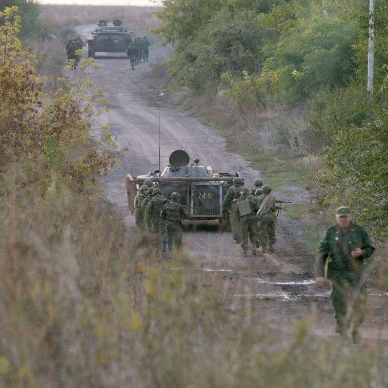 Доба в АТО: Ввечері бойовики активізували обстріли позицій ЗСУ, один військовий поранений