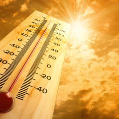 Сьогодні в Україні буде спекотно, місцями пройдуть дощі з грозами (карта)
