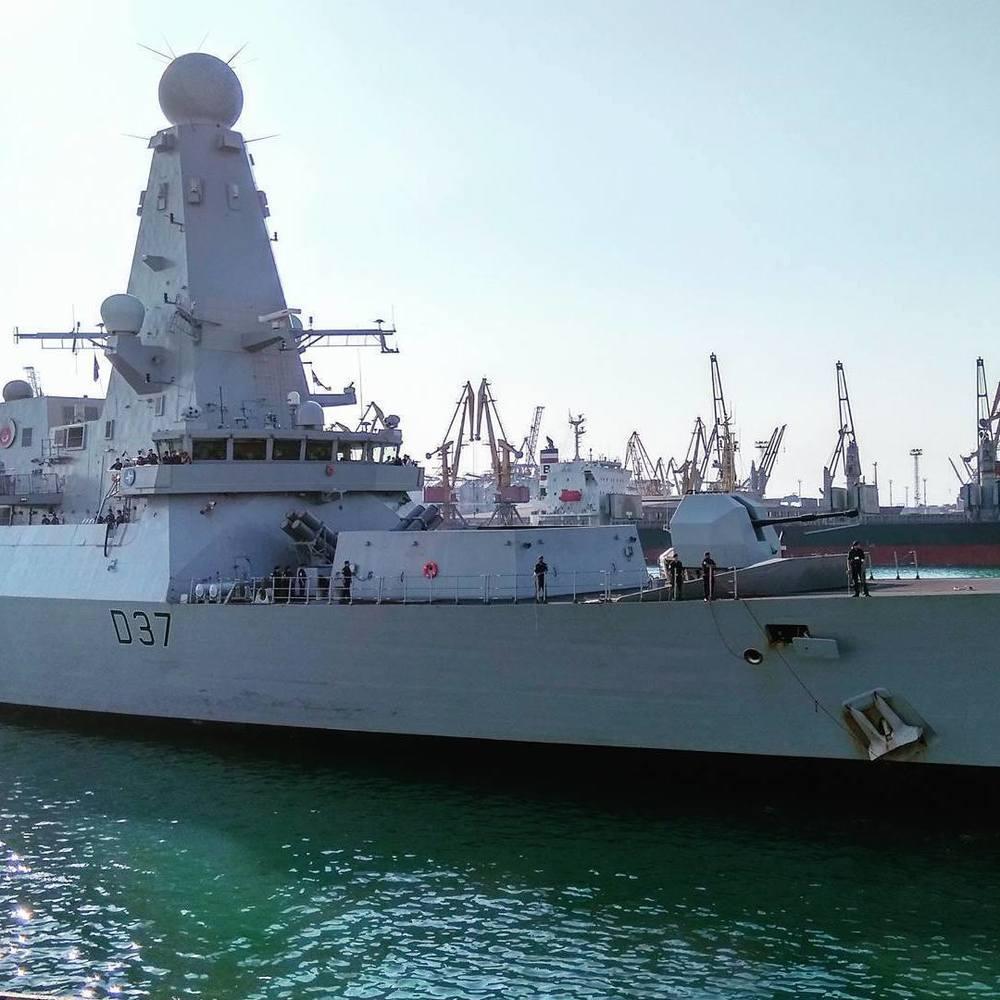 До порту Одеси зайшли  кораблі НАТО (фото)
