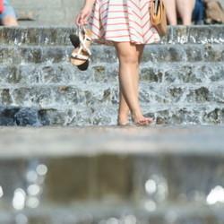 У Києві метеорологи зафіксували перший температурний рекорд липня