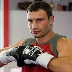 Тренування з Віталієм Кличком на благодійному аукціоні Prozorro продали за 150 тис грн