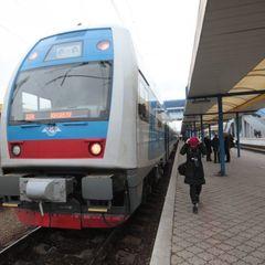 З 29 липня Укрзалізниця запускає двоповерховий потяг з Харкова до Києва