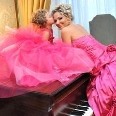 Діти Максакової прийняли участь у концерті в анексованому Криму