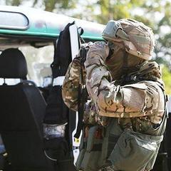 В світлий час доби, незаконні збройні формування практично дотримувалися перемир'я, - штаб АТО