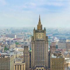В МЗС Росії дали інформацію про роботу над звільненням Агєєва, затриманого на Донбасі