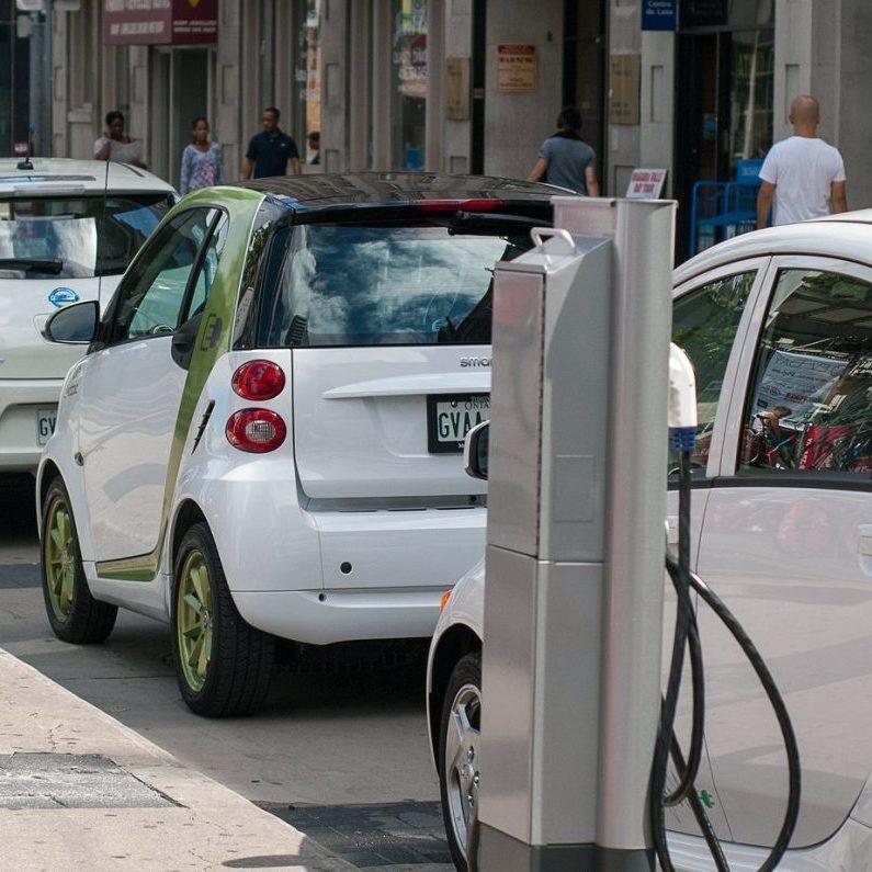 Кількість зарядок для електромобілів у Данії перевищило число автозаправок
