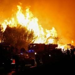 З півдня Франції евакуювали 10 тисяч осіб через нові лісові пожежі (фото)