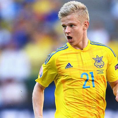 Футболіст збірної України знову змусив гавкати гравця Манчестер Сіті  (відео)