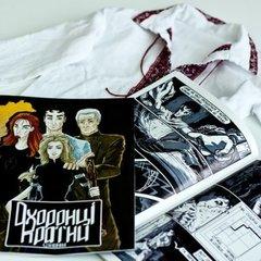 Вийшов другий сезон коміксу про те, як засновники Києва звільняють Крим