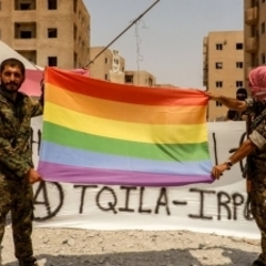 У Сирії створили перший військовий ЛГБТ-підрозділ