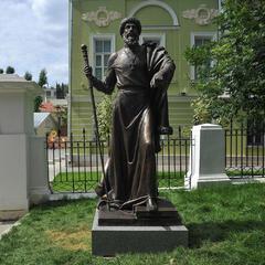 У Москві встановили пам'ятник Івану Грозному (фото)