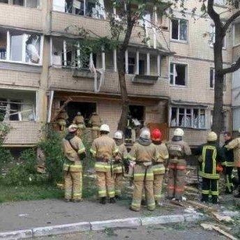 Київська влада надала тимчасове житло 36 особам зі зруйнованого вибухом будинку