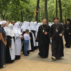У Києві проходить хресна хода УПЦ МП
