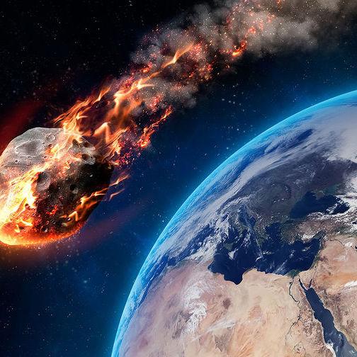 До Землі наближається астероїд, який при зіткненні може знищити кілька країн