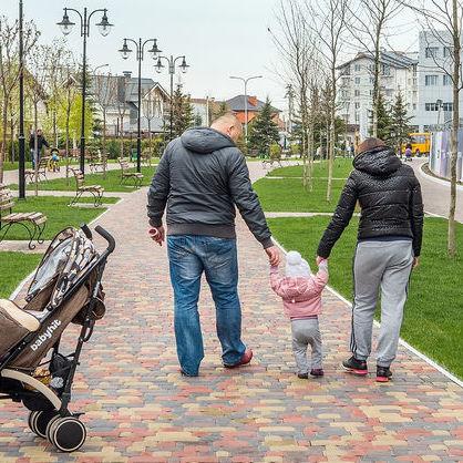 Кияни задоволені якістю життя більше, ніж жителі передмістя