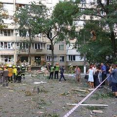 Стала відома причина вибуху у багатоповерхівці Києва
