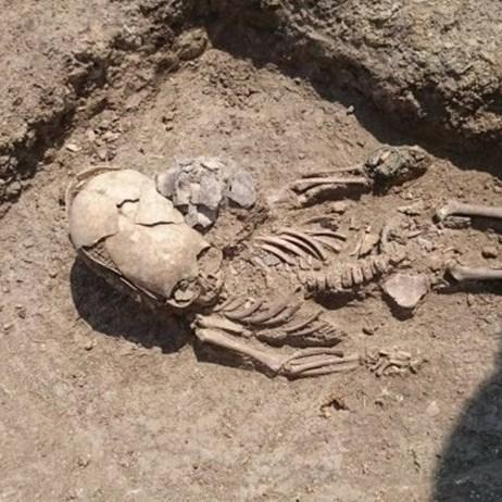 Вчені у Криму знайшли «могилу інопланетянина» (фото)