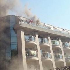 В Туреччині зайнявся готель: є постраждалі, 400 людей евакуйовано