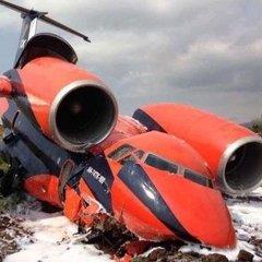В Африці зазнав авіакатастрофи український вантажний літак (фото)