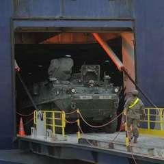 У Грузії проведуть навчання НАТО: вже прибула американська техніка