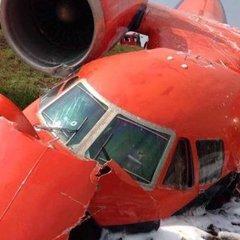 З'явилися деталі катастрофи українського літака в Африці