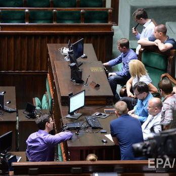 У МЗС Польщі заявили, що готові дати Єврокомісії відповідь на претензії через судову реформу