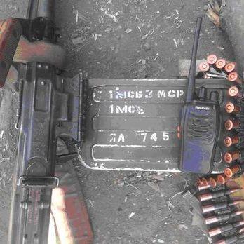 Українська армія в бою на луганському напрямку захопила докази російської присутності на Донбасі – штаб