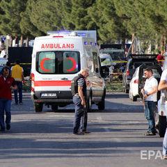 Унаслідок стрілянини на турецькому курорті одна людина загинула й четверо поранені