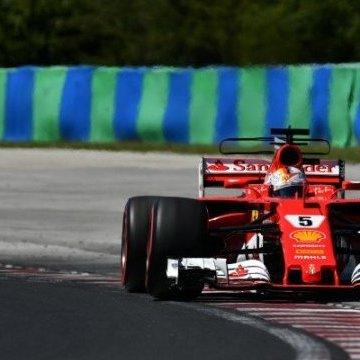 Формула-1: Феттель переміг на Гран-прі Угорщини