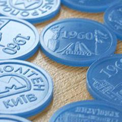 Сьогодні останній день, коли в метро Києва можна використати зелені жетони