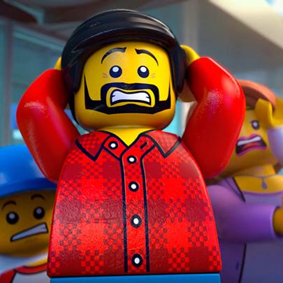Школяр вразив виставку LEGO фігурою з однієї деталі (фото)