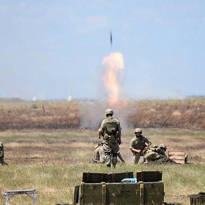 На території зони АТО зафіксовано 3 випадки порушення перемир'я, - штаб