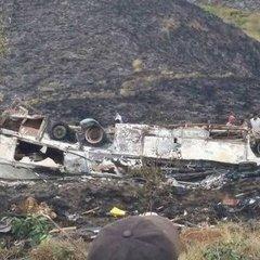 На Мадагаскарі автобус із 140 людьми злетів у прірву: 34 загиблих