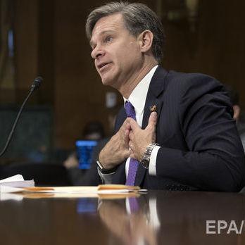 Сенат США затвердив Рея главою ФБР
