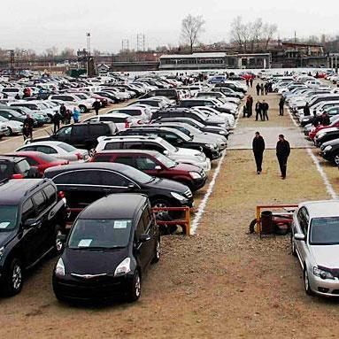 Стало відомо, скільки вживаних автівок було ввезено в Україну за рік