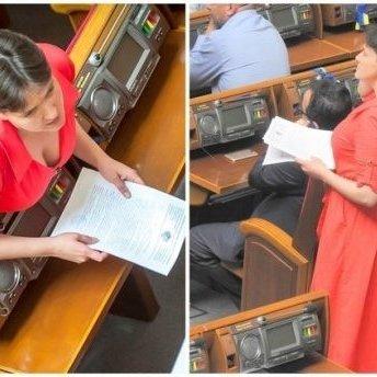 Савченко розповіла про свою «катастрофу»