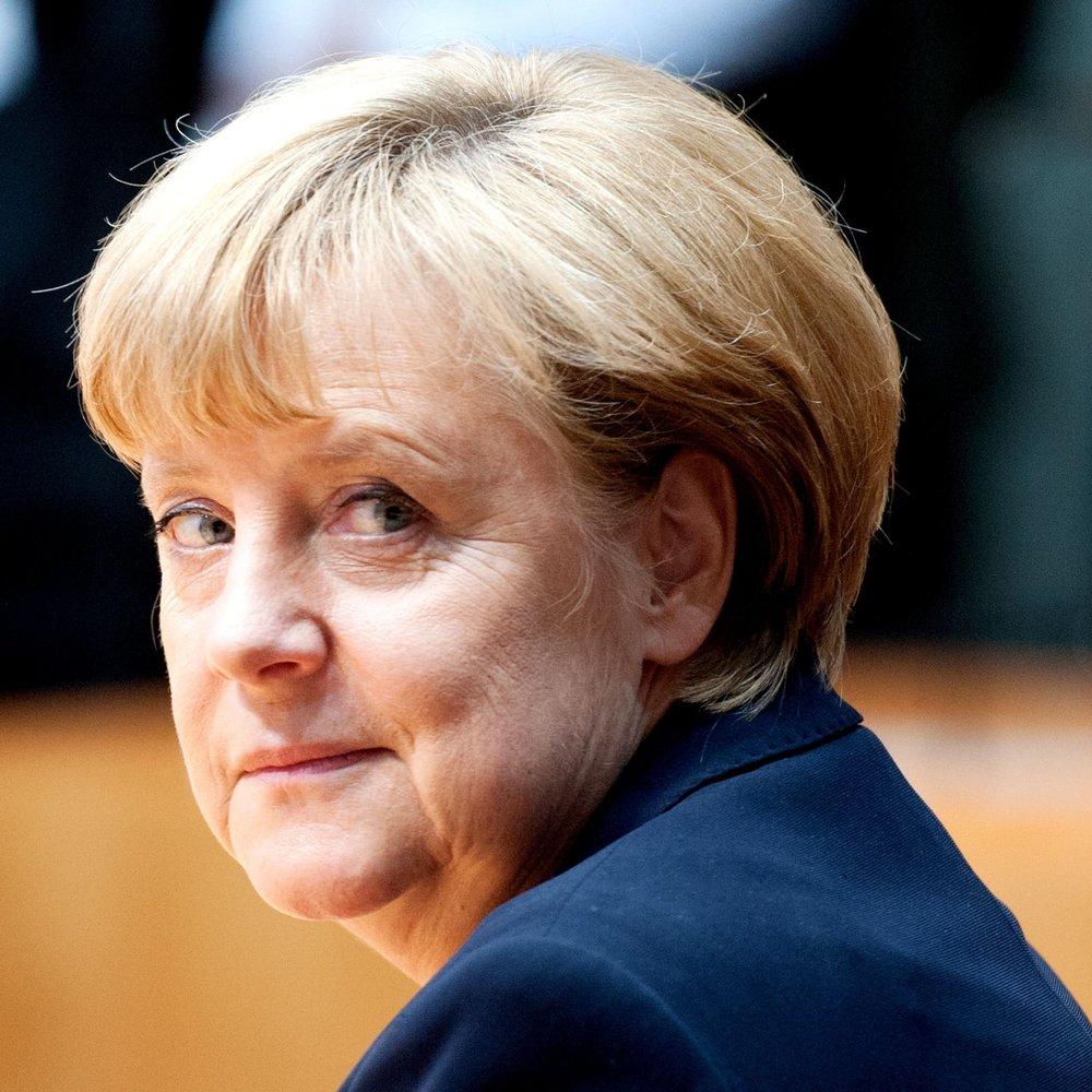 Як Ангела Меркель вже п'ятий рік поспіль економить на одязі (відео)