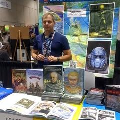 «Вдалося зацікавити»: як українські комікси дебютували на фестивалі у США  (фото)