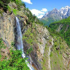 Туристи з Одеси потрапили під каменепад у горах Північної Осетії