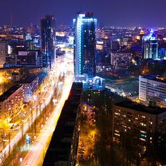 Минула ніч у Києві стала найспекотнішою за останні 137 років