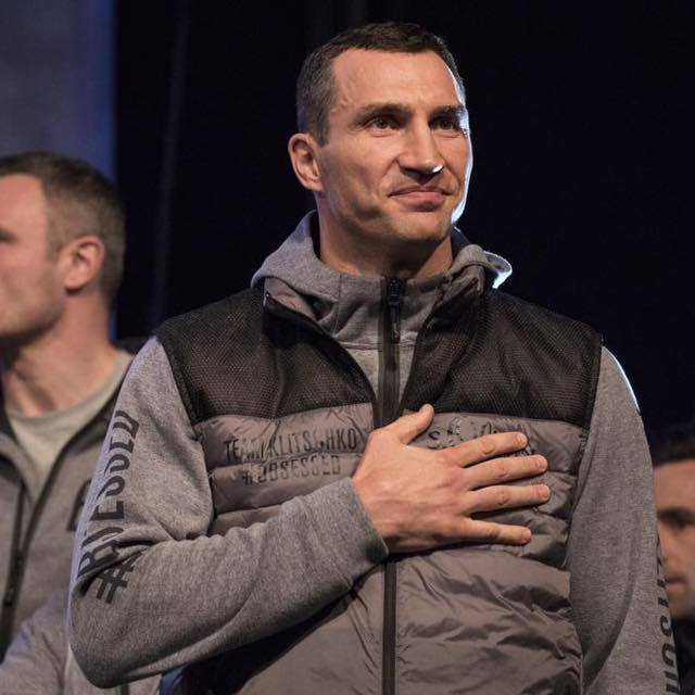 «Всього найкращого, чемпіоне!» Баварія відреагувала на рішення Володимира Кличка