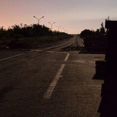 «Жахливо красиво»: опубліковано фото нічних боїв ЗСУ в районі Авдіївської промислової зони