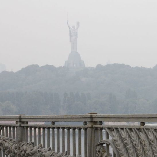 У Києві спека «породила» метеорологічну димку