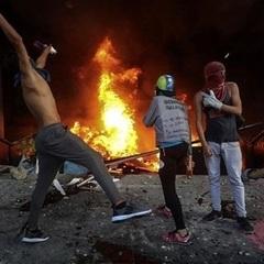 На посольство Іспанії в Венесуелі здійснили напад
