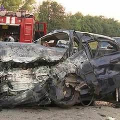 На трасі «Житомир – Могилів-Подільський» у ДТП загинули четверо людей (відео, фото)