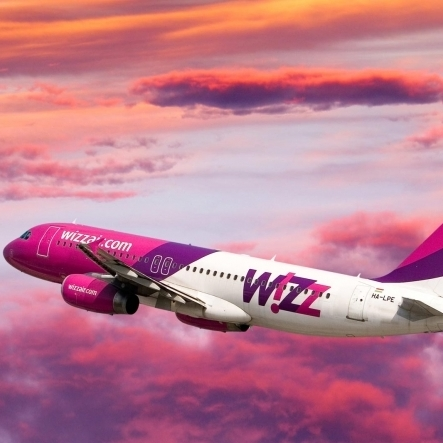 Wizz Air з 25 серпня літатиме з Києва до Польщі двома новими напрямками