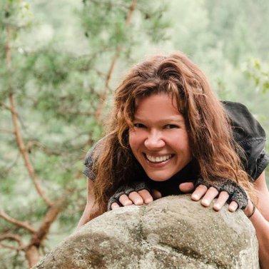 Руслана показала дивовижні фото з карпатської експедиції (фото)